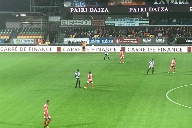 Official sponsor of KV Oostende