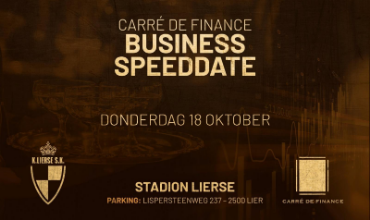 CdF business speeddate event